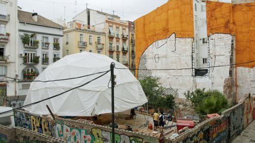 Solar de la Corona de Valencia (Foto: Increasis)