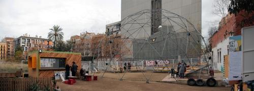 Jornada d'obertura de l'espai Germanetes per Recreant Cruïlles (imatge: author)