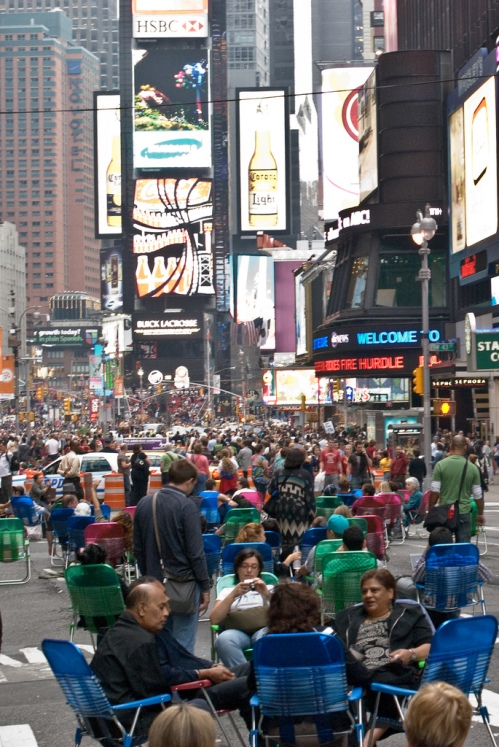 Times Square (imatge: Flickr: Andy Schultz)